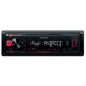 Автопроигрыватель SD/MMC/USB KENWOOD KMM-202
