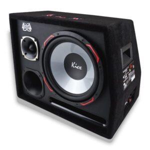 Автосабвуфер активный Kicx EX 12BPA86