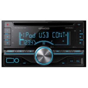 Автопроигрыватель CD/MP3 2DIN KENWOOD DPX306BT