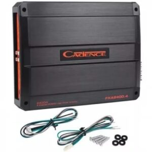 Автоусилитель CADENCE FXA2400.4