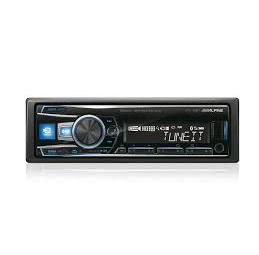 Автопроигрыватель CD/MP3 ALPINE CDE-195BT