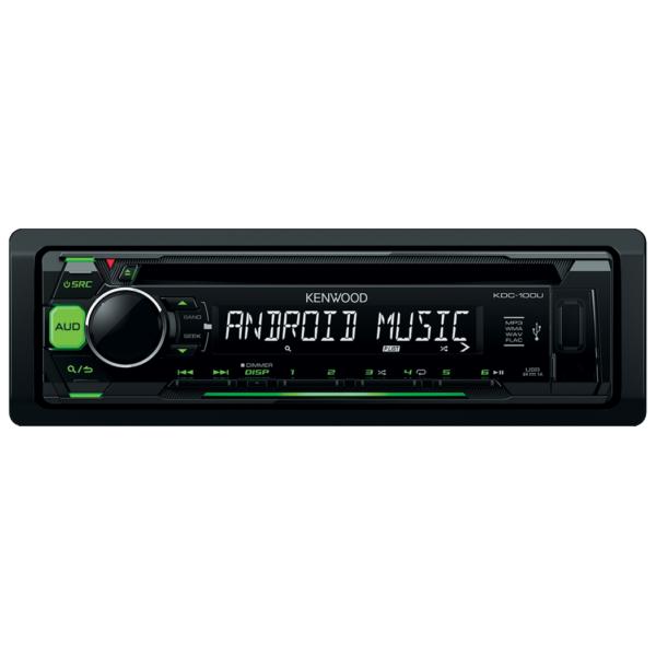 Автопроигрыватель CD/MP3 KENWOOD KDC-100UG