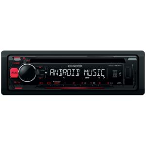 Автопроигрыватель CD/MP3 KENWOOD KDC-150RY