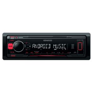 Автопроигрыватель CD/MP3 KENWOOD KMM-102RY