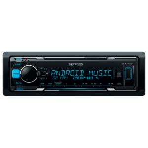 Автопроигрыватель SD/MMC/USB KENWOOD KMM-122Y
