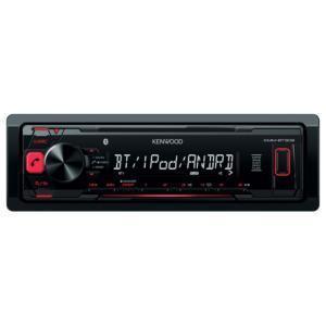 Автопроигрыватель SD/MMC/USB KENWOOD KMM-BT302