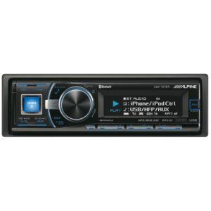 Автопроигрыватель CD/MP3 ALPINE CDA-137BTi
