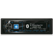 Автопроигрыватель SD/MMC/USB ALPINE IDE-178BT