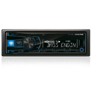 Автопроигрыватель SD/MMC/USB ALPINE UTE-80B