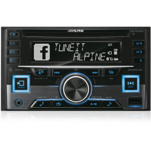 Автопроигрыватель CD/MP3 ALPINE CDE-296BT