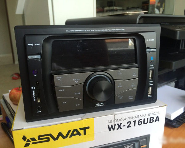 Цифровой радио-тюнер SWAT WX-216UBA