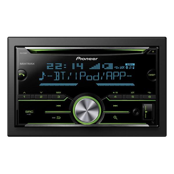 Автопроигрыватель CD/MP3 2DIN PIONEER FH-X730BT