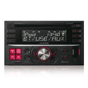 Автопроигрыватель CD/MP3 2DIN ALPINE CDE-W235BT