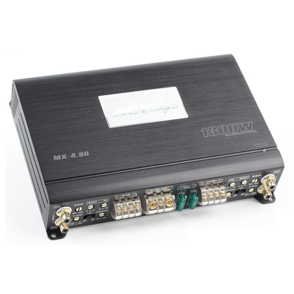 Автоусилитель ACV MX-4.80