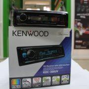 Автопроигрыватель CD/MP3 KENWOOD KDC-300UV