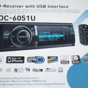 KENWOOD KDC-6051U