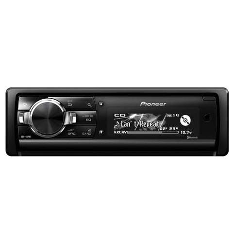 Автопроигрыватель CD/MP3 PIONEER DEH-80PRS