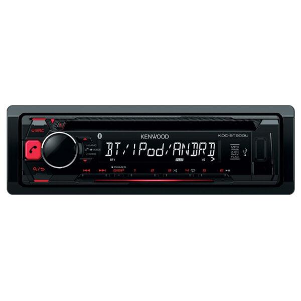 Автопроигрыватель CD/MP3 KENWOOD KDC-BT500U
