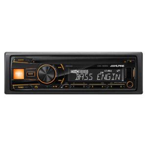 Автопроигрыватель CD/MP3 ALPINE CDE-180RM