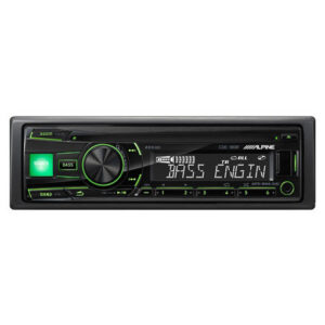 Автопроигрыватель CD/MP3 ALPINE CDE-180R