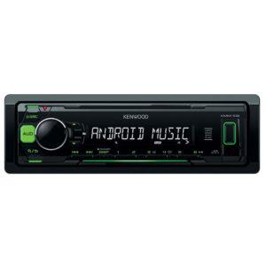 Автопроигрыватель CD/MP3 KENWOOD KMM-102GY