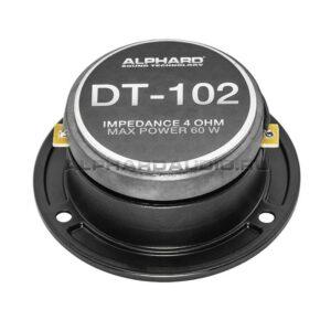 Автоакустика Alphard DT- 102 (пара)-1