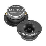 Автоакустика Alphard DT- 102 (пара)