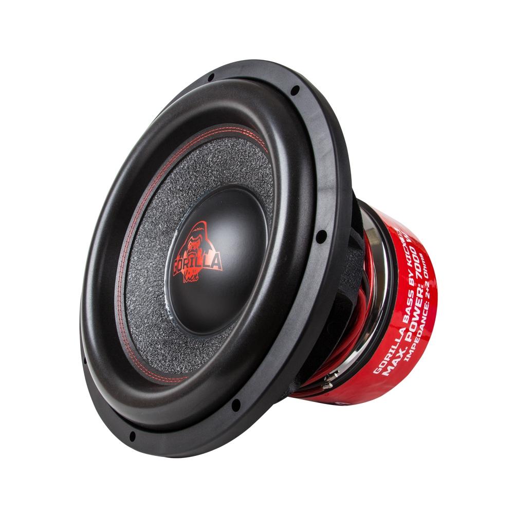 Автосабвуфер Gorilla Bass by Kicx 15-2