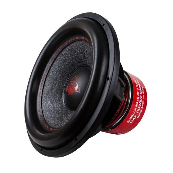 Автосабвуфер Gorilla Bass by Kicx 18-2