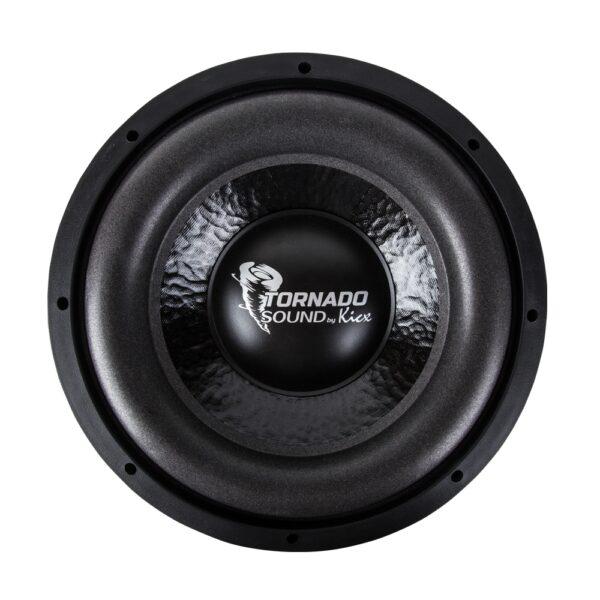 Автосабвуфер KICX TORNADO SOUND 12 (1+1)2