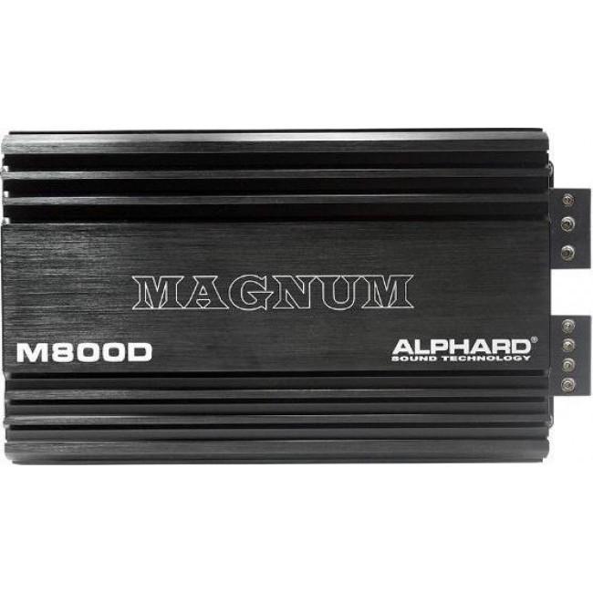 Автоусилитель Alphard Machete M800