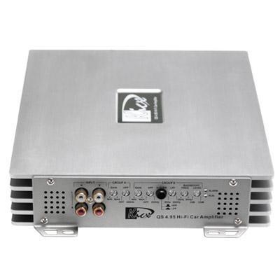 Автоусилитель Kicx QS 4.95-2