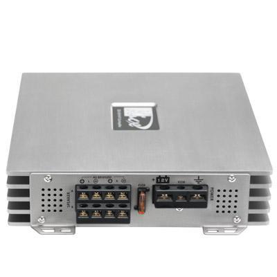 Автоусилитель Kicx QS 4.95-3