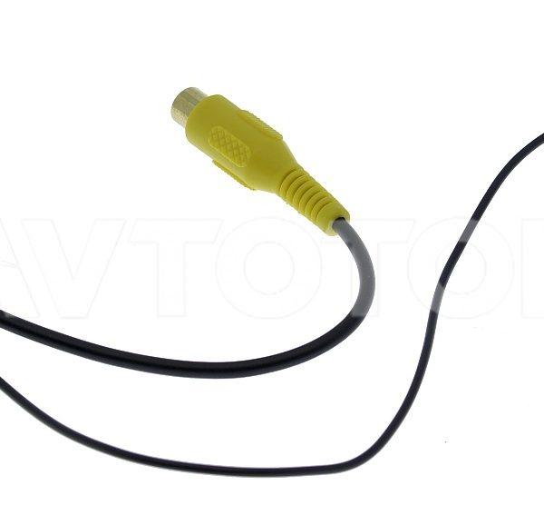 Адаптер для подключения видеокамеры к штатной магнитоле Honda (зеленый разъем) BC8