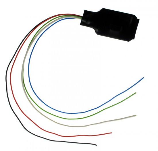 Адаптер кнопок на руле резистивный, универсальный, для Kenwood, IR+MiniJack, UN-KE