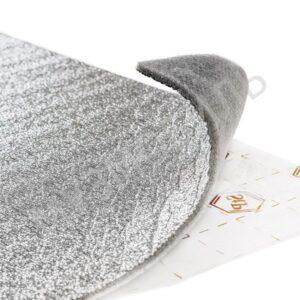 Акцент 10 ЛМ КС. Звукопоглощающий материал толщиной 10 мм с липким слоем.