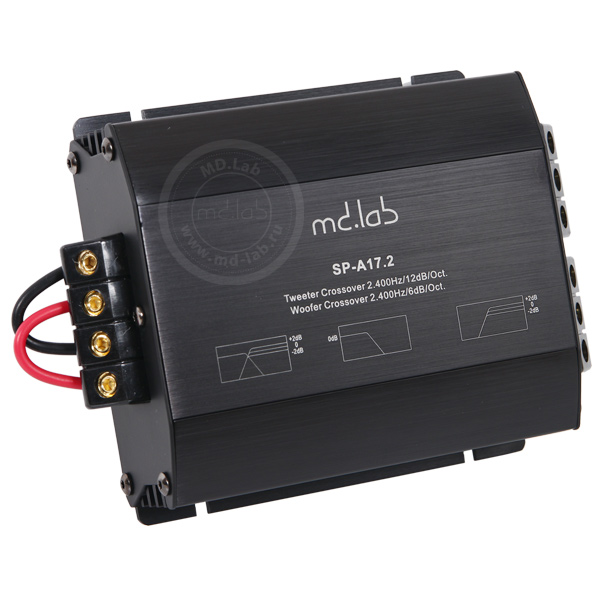 Кроссовер для двухполосной АС MD.Lab SPA17.2-2