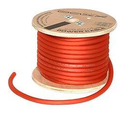 Провод силовой красный 4 Ga, DAXX