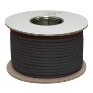 Провод силовой черный 2 Ga, DAXX P02B.
