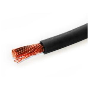 Провод силовой черный 50 мм. кв. ПГВА (0 Ga).
