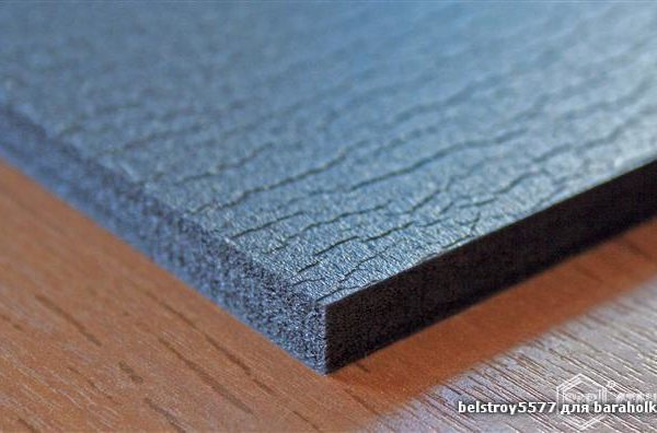 СПЛЭН 3008. Звукоизолирующий материал.