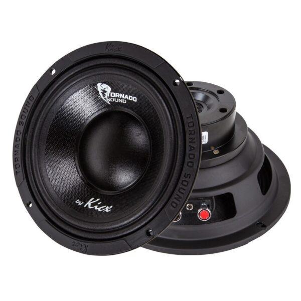 Акустика эстрадная KICX Tornado Sound 6.5BP(4 Ohm)