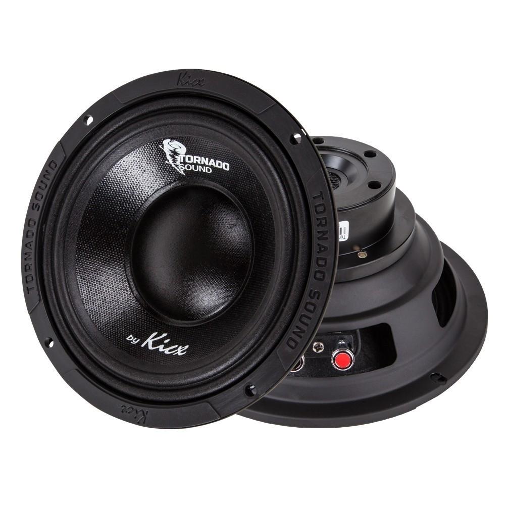 Акустика эстрадная KICX Tornado Sound 6.5BP(8 Ohm)