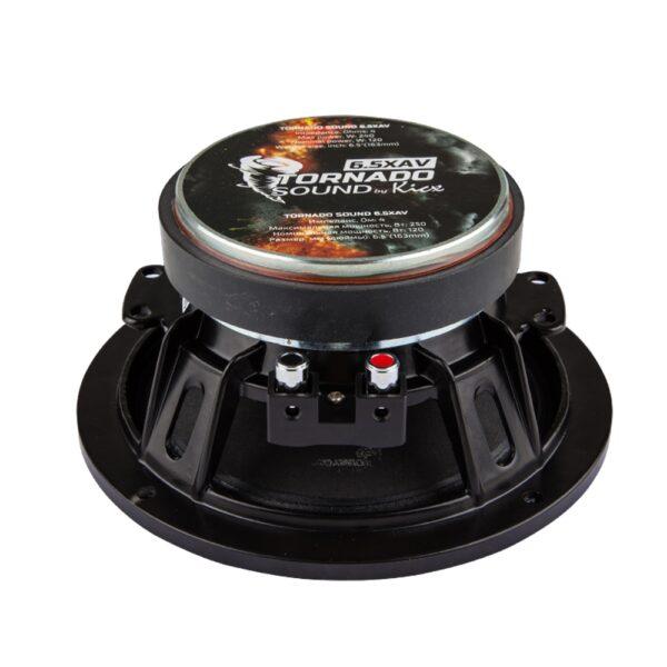 Аккустика эстрадная KICX Tornado Sound 6.5XAV (4 Ohm)