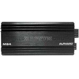 Автоусилитель Alphard Machete M84 (шт.)