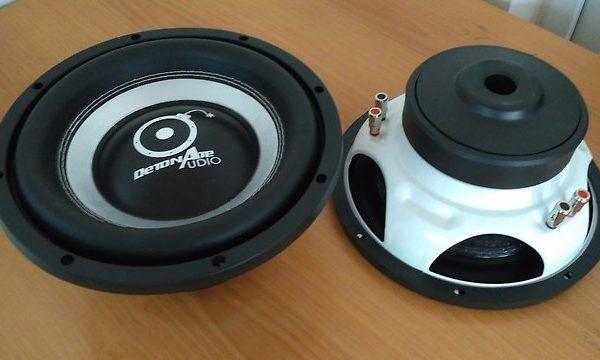 Автосабвуфер Detonate Audio M10D4