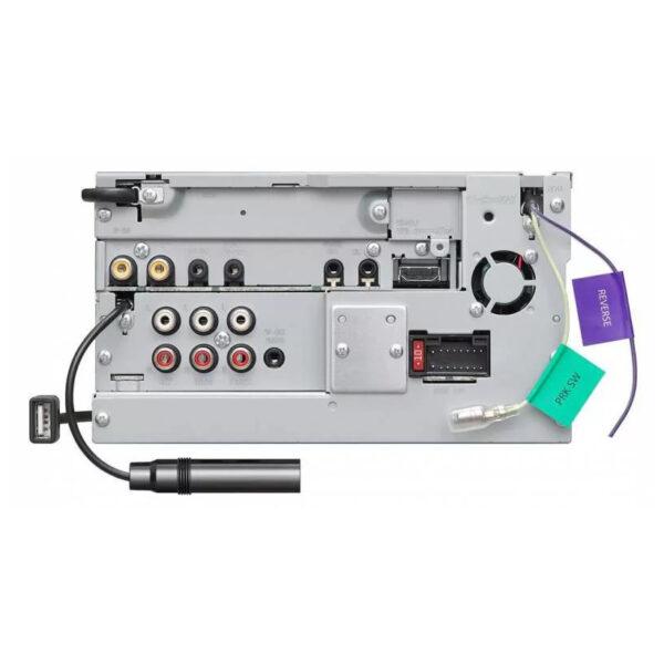 Автомультимедийный центр Kenwood DDX5016BTR 2-DIN DVD/USB