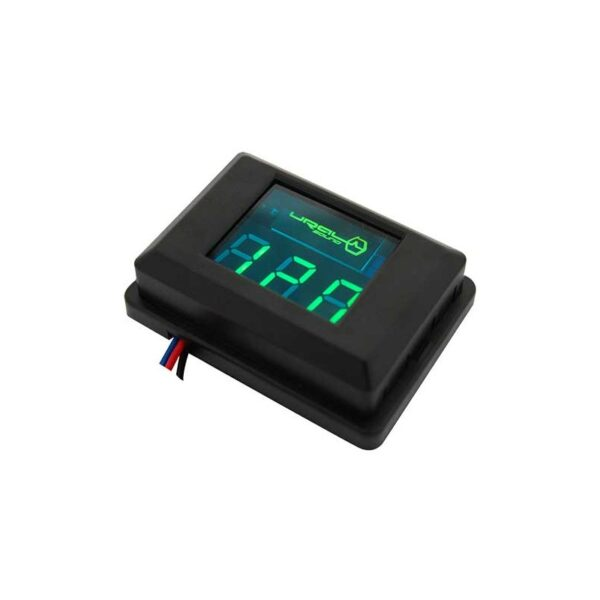 Индикатор напряжения Ural DB Voltmeter зеленый.