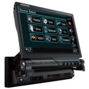 Автомультимедийный центр Kenwood KVT-556DVD DVD/USB