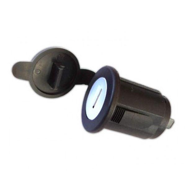 USB разъем под закрутку (с подсветкой) А13-194А.